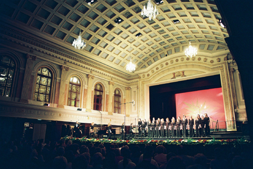 Cork International Choral Festival & Competition
