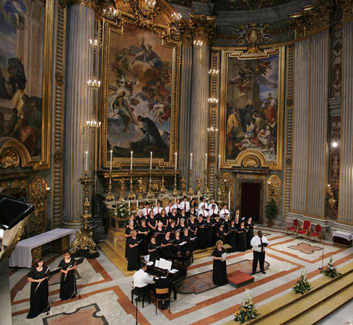 International Sacred Music Choir Festival