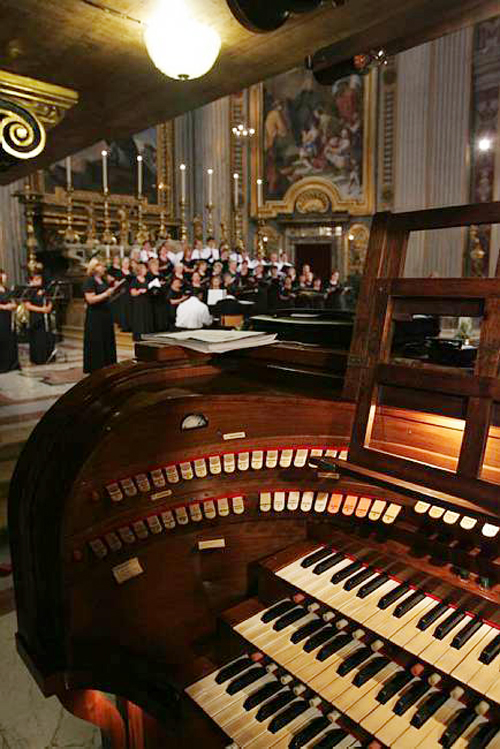 International Sacred Music Choir Festival Rome Italy