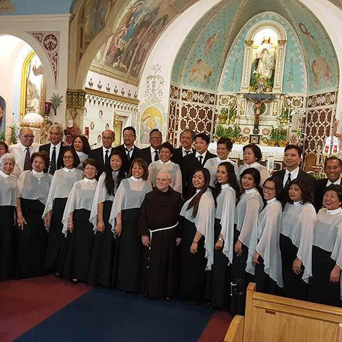 California choir