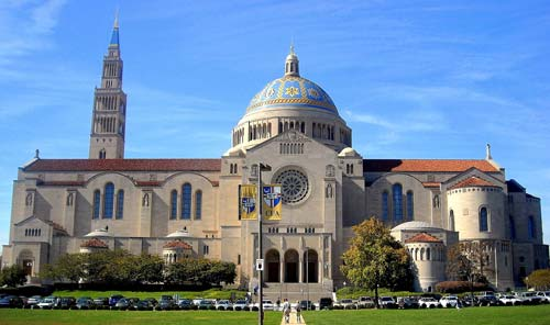 Basilica of the National Shrine of the Immaculate Conception Washington, D.C.
