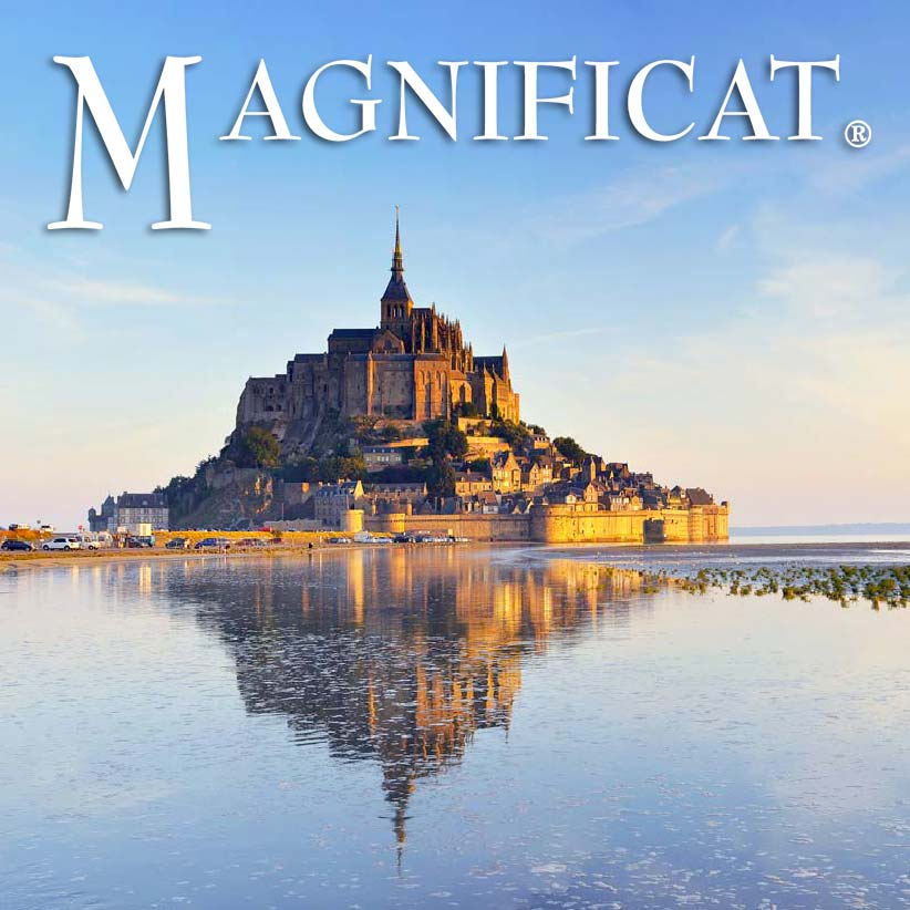 Mont St Michel, Pilgrimage to France