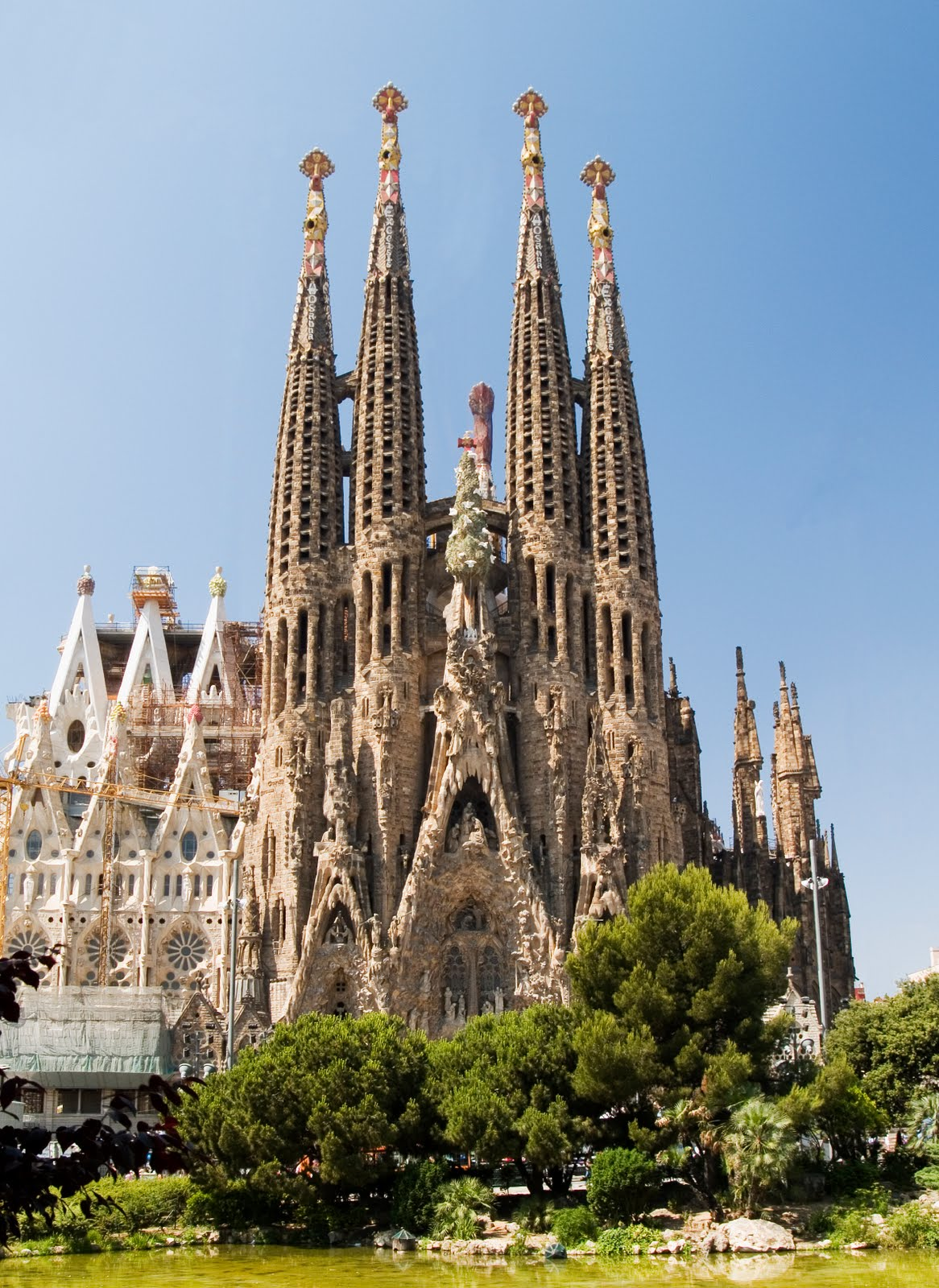 sagrada familia, Pilgrimage to Fatima Lourdes Spain