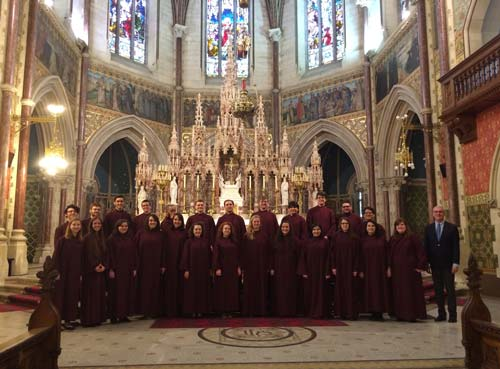 Ireland choir